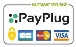 Payplug paypal log