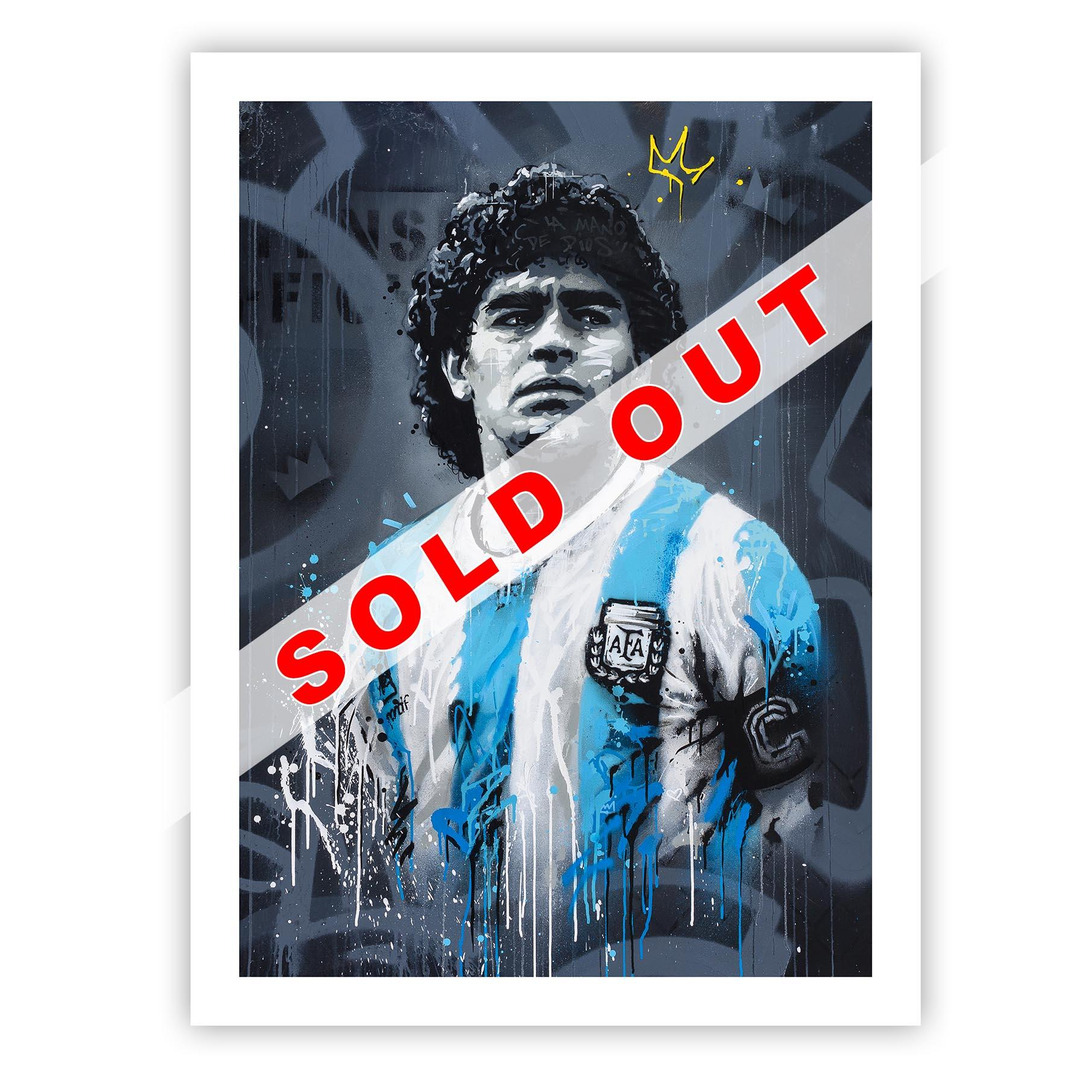 Sold out site